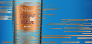 Nouvelle édition Rhum Clément Canne Bleue 2017