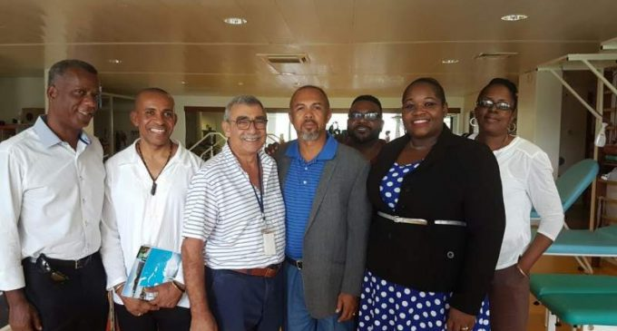 Les Ministres de la Santé visitent les établissements hospitaliers de Martinique
