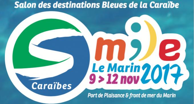 Smile Caraïbes 2017 : le Salon des Destinations Bleues de la Caraïbe