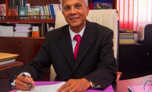 Dans Antilla cette semaine une interview complète du Psdt de l'Université des Antilles, M. Eustase Janky…
