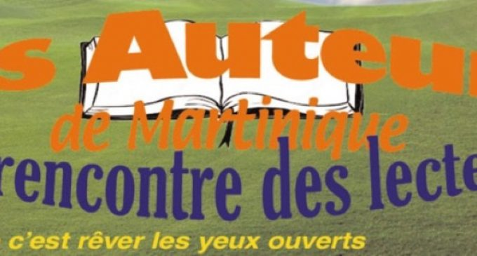 Les auteurs de Martinique à la rencontre des lecteurs Samedi 24 février 2018 – 10h/17h – Le livre service dans le hall de l'Atrium