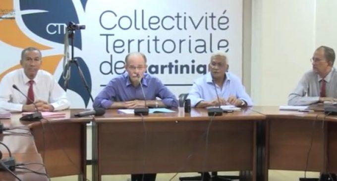 CTM: le Président Marie-Jeanne dresse un  tableau très sombre des perspectives pour le budget primitif de l'exercice 2018