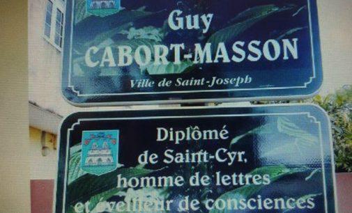 Mars, Souvenons nous de Guy Cabort-Masson nous dit Alex Pascal Ferdinand…