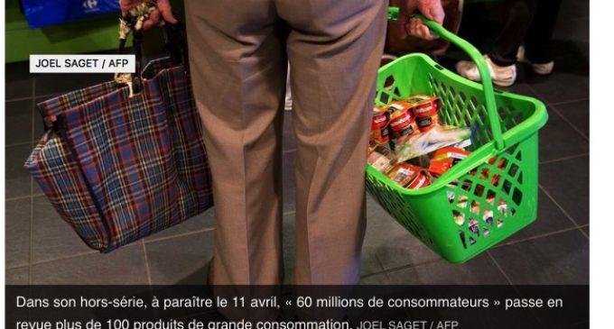 Les aliments qui « empoisonnent » au menu d'un hors-série de « 60 millions de consommateurs »