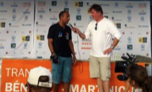 VIDEO d'Eric Barray sur le podium