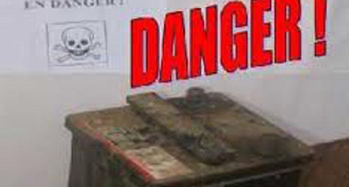 du 5 au 28 juillet, Schœlcher collecte les batteries usagées