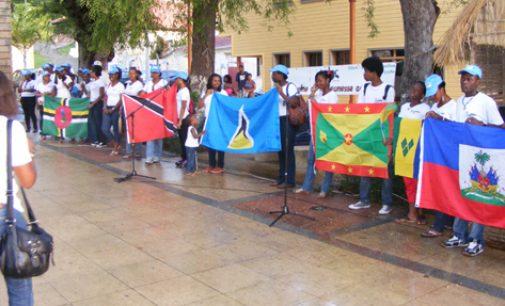 Quinzaine de la Jeunesse caribéenne: le 12e édition a été un succes grâce à certaines mairies
