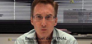 Un tiers de la planète est aujourd'hui confiné. Emmanuel de REYNAL.