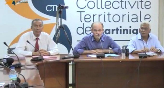 VOTE DU BUDGET DE LA CTM DANS UN CONTEXTE DIFFICILE