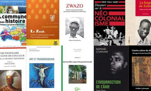Publication 2017-2019 des enseignants de la Faculté des lettres de l'Université des Antilles (1ere partie…)