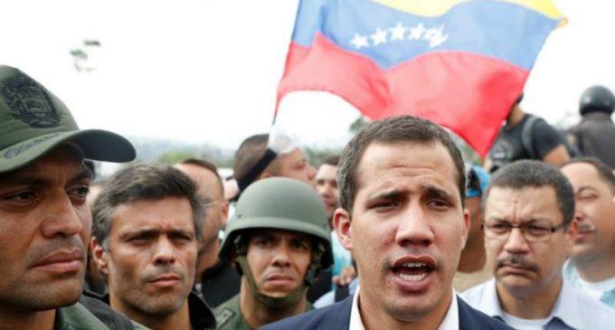 Summum de la confusion au Venezuela