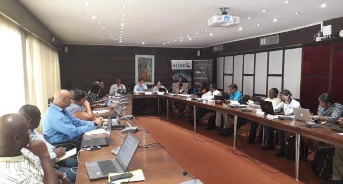 Réduction des Risques: Une formation de formateurs caribéens à la continuité d'activité pour les PME