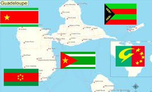 La question d'un drapeau national pour la Gwadloup