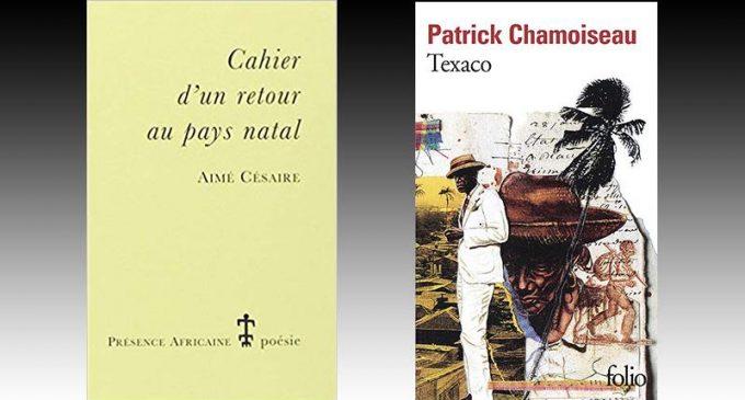 Littérature : 2 martiniquais dans la liste des 50 meilleurs livres écrits en français de 1900 à nos jours