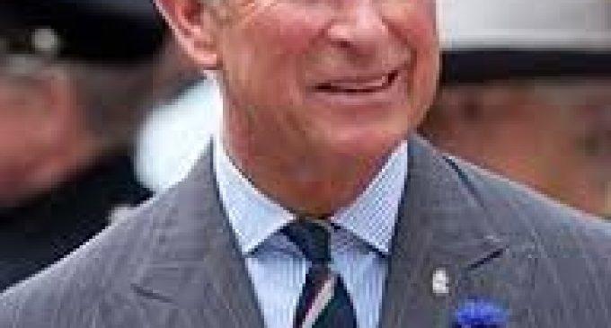 Le prince de Galles testé positif au covid-19
