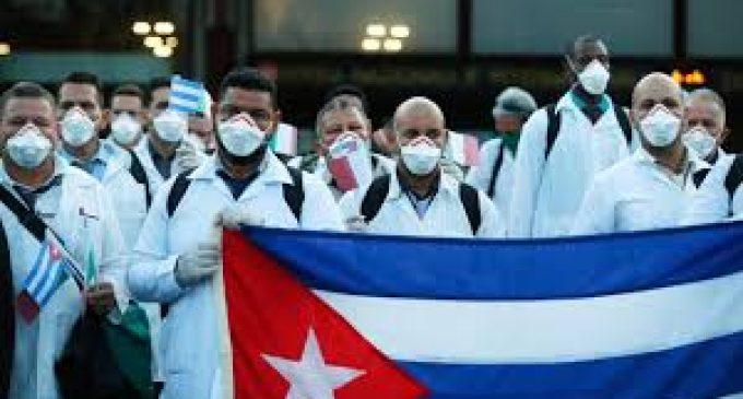 Aide de Cuba