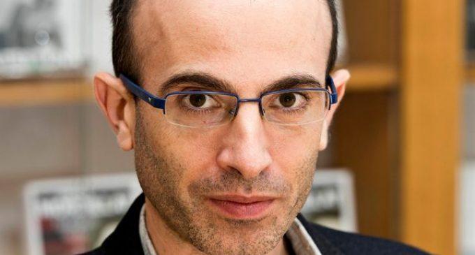 La phrase du jour  ELLE EST DE Yuval Noah Harari, AUTEUR DU best seller « SAPIENS » ET PUBLIÉE DANS LE JNL « LE MONDE »