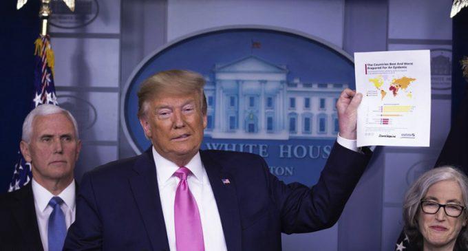 Covid-19 : la mélancolie de Donald Trump