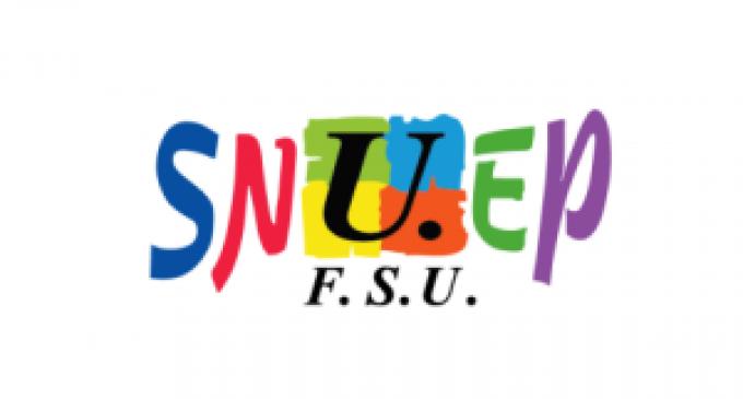 Un communiqué du SNUEP-FSU dénonçant «Les attaques contre les Professeurs»