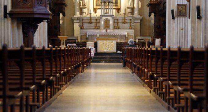 Les messes publiques peuvent reprendre dès aujourd'hui