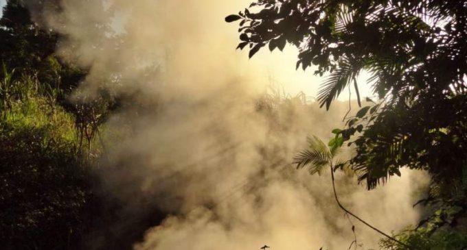 La recherche des origines de l'azote atmosphérique pourrait aider à mieux prévoir les éruptions volcaniques