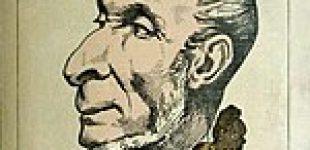 Victor Schoelcher candidat  à l'immortalité.