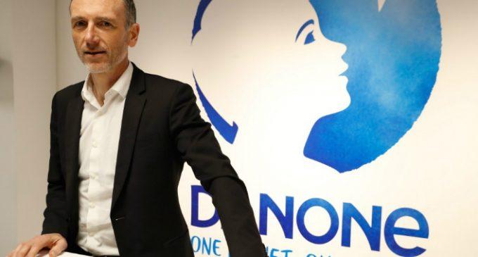 Danone se dit prêt à devenir la première «entreprise à mission» du CAC40.