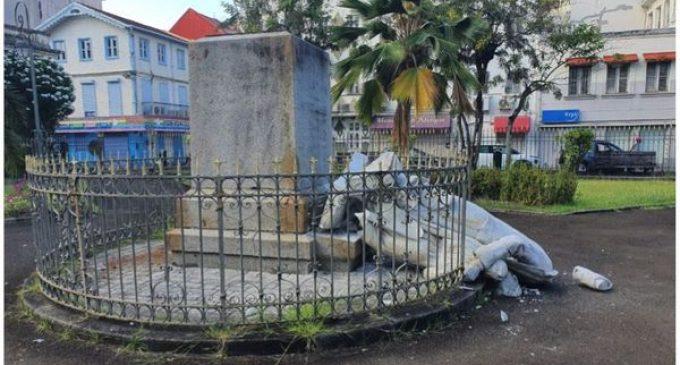 Deux statues de Victor Schoelcher détruites le 22 mai, jour de la commémoration de l'abolition de l'esclavage en Martinique
