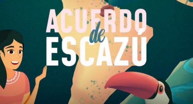 La CEPALC et l'OECS établissent un programme d'action renforcé sur l'Accord d'Escazú dans les Caraïbes orientale