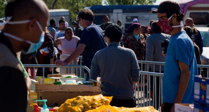 Une sécurité sociale de l'alimentation: un Français sur cinq souffre d'insécurité alimentaire.