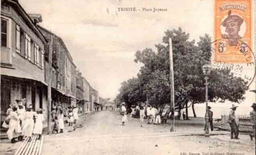 Rebaptisons la » Place joyeuse » en Place des esclaves révolté-e-s de l'Anse Spoutourne