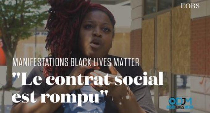 Le contrat social est rompu » : le puissant coup de gueule de l'auteure afro-américaine Kimberly Jones