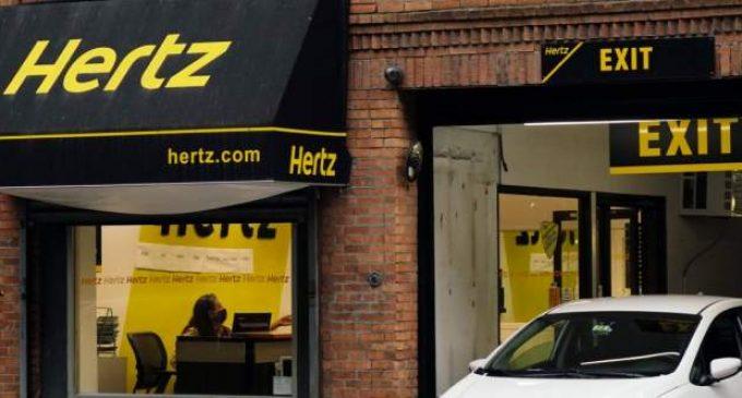 Hertz a un pied dans la tombe, mais ses actions décollent