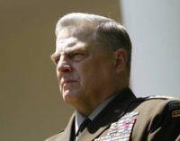 Mort de George Floyd : Le chef d'état-major américain regrette de s'être montré avec Trump à l'Eglise Saint John