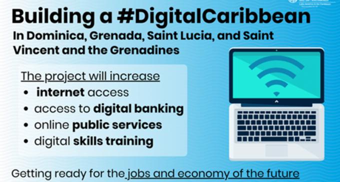 Un premier financement de la Banque mondiale pour l'économie numérique dans les Caraïbes orientales approuvé pour 94 millions de dollars US