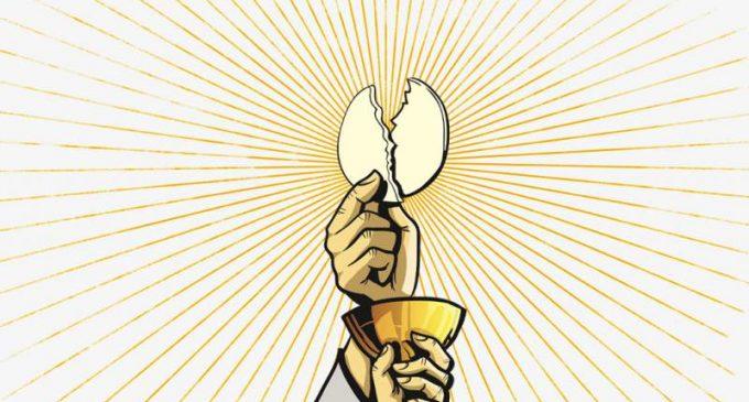 Le retour de la communion oculaire