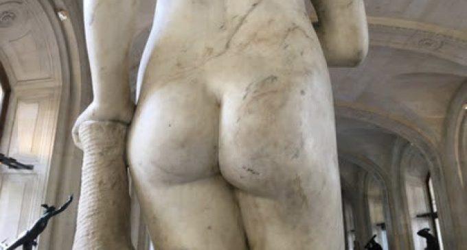 Les musées lancent le concours mondial du plus joli petit cul