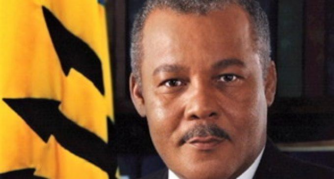 Condoléances pour le décès d'Owen Seymour Arthur, ancien Premier ministre de la Barbade