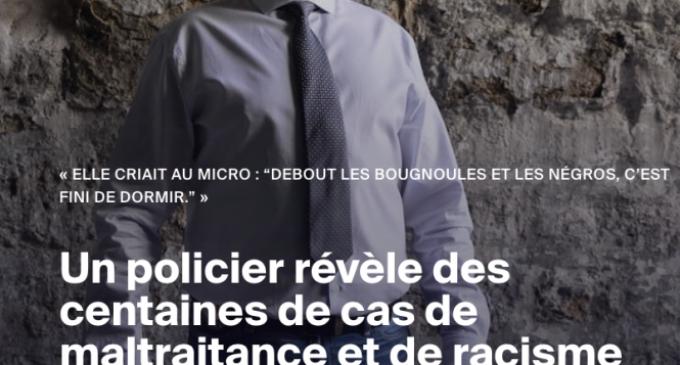 Un policier révèle des centaines de cas de maltraitance et de racisme dans les cellules du tribunal de Paris