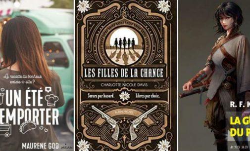 En France, l'édition jeunesse a une fâcheuse tendance à effacer les héroïnes racisées