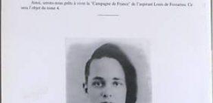 JEAN JOSEPH LOUIS DE LUCY DE FOSSARIEU – SON LIVRE OUVERT