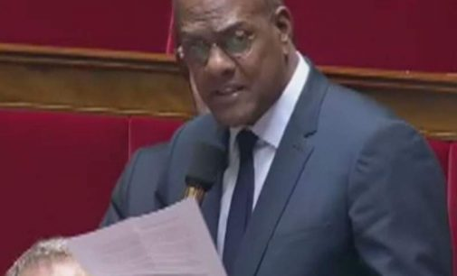 Serge Letchimy et le racisme.