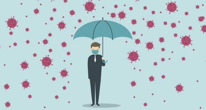 Masques et protection : inhaler moins de coronavirus signifie tomber moins gravement malade