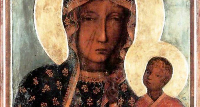 Pourquoi la Vierge Noire de Czestochowa a-t-elle des cicatrices sur le visage ?