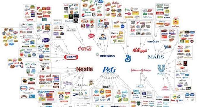 Qui sont les 10 groupes qui contrôlent ce que vous consommez ?