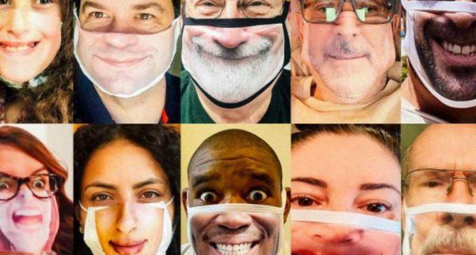 Oserez-vous porter un masque à votre effigie?