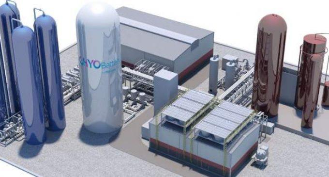 La plus grosse batterie à air liquide du monde est en construction