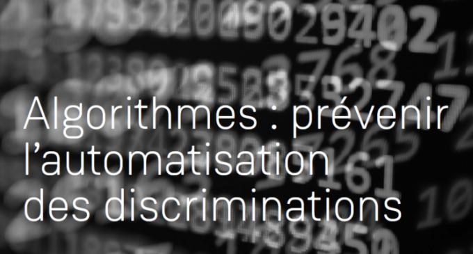 ALGORITHMES ET DISCRIMINATIONS : LE DÉFENSEUR DES DROITS, AVEC LA CNIL, APPELLE À UNE MOBILISATION COLLECTIVE