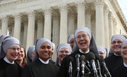 La Cour suprême américaine donne raison aux Petites Sœurs des Pauvres