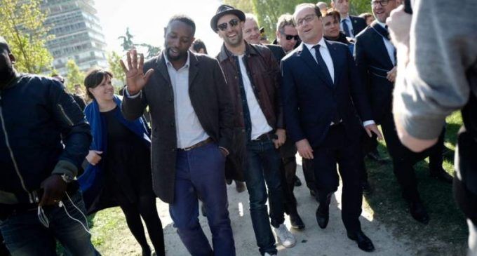 Les représentations raciales menacent l'idéal national français